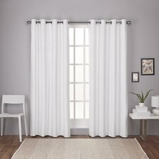 Molly London Thermal Curtain Panel Set Of 2