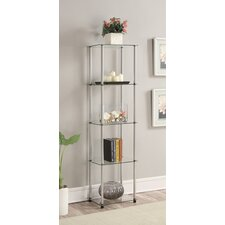 Edwin 5 Tier Glass Tower