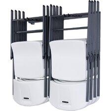 Small Folding Chair Rack