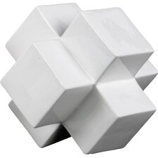 Cross Cube Sculpture