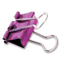"Binder Clip, Medium, 1"", 5/PK, Metallic Assorted (Set of 3)"