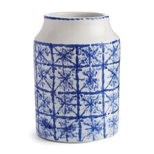Haverhille Blue/White Table Vase