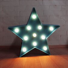 Christmas Star 11 Light Luminary