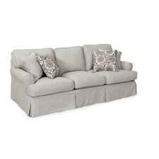 Callie Sofa T-Cushion Slipcover Set