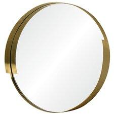 Echo Round Wall Mirror