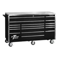 """Triple Bank 72""""W 17-Drawer Tool Chest"""