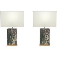 "Zaria 23"" Table Lamp Set (Set of 2)"