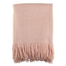 Ketner Classic Fringe Hem Blanket