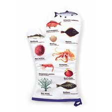 Sea Life Oven Gloves