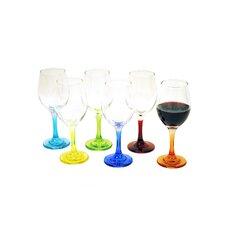 Stemmed All Purpose Wine Glass (Set of 6)