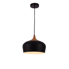 Nora 1-Light Inverted Pendant