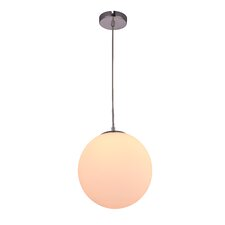 Opal 1-Light Globe Pendant
