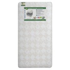 "Serta Tranquility Eco Firm 6"" Crib and Toddler Mattress"