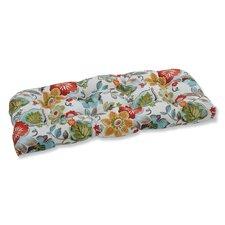 Alatriste Wicker Outdoor Bench Cushion