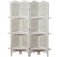 "70.9"" x 55.1"" Stockbridge 4 Panel Room Divider"