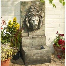 Lion Stone Fountain