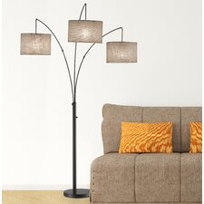 "Utecht 74"" Tree Floor Lamp Base"