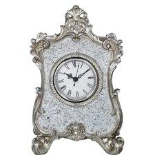 Adamell Mosaic Tabletop Clock