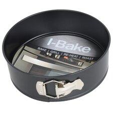 I-Bake Non-Stick Round Springform Cake Pan