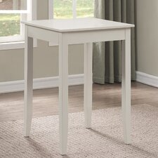 Buswell Square Pub Table with Drawer