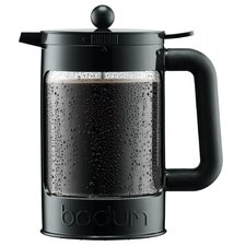 12-Cup Bean Cold Brew Iced French Press Coffee Maker