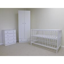 Arctic 3 Piece Cot Set