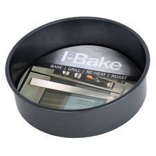 I-Bake Non-Stick Round Loose Base Cake Pan
