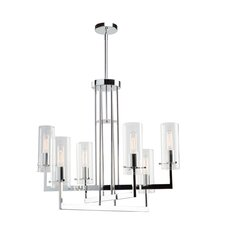 Brinkley 6-Light Candle-Style Chandelier