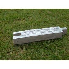 RockLock Straight Wall Edging (Set of 2)
