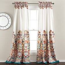 Bently Room Darkening Thermal Curtain Panels Set Of 2