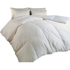 700 Thread Count All Season Cotton Sateen Down Alternative Comforter
