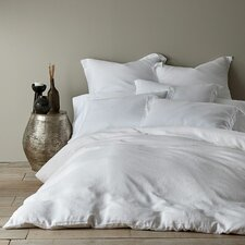 Lorran 3 Piece French Linen Duvet Cover Set