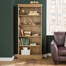 Frie Tall Wide 177.5cm Standard Bookcase