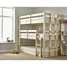 Derby 3 Tier Triple Sleeper Bunk Bed