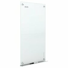 Quartet Infinity Wall Mounted Glass Board