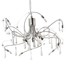 Chesney 5-Light Crystal Chandelier