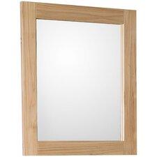 Rectangular Framed Bathroom/Vanity Wall Mirror