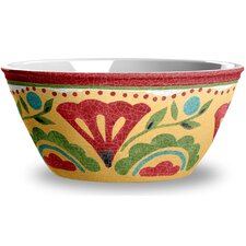 Laxford Heavy Mold Melamine Salad/Cereal Bowl (Set of 6)