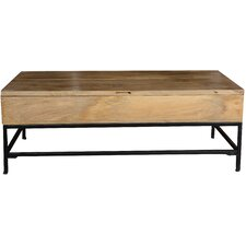 Storage Coffee Table with Lift Top
