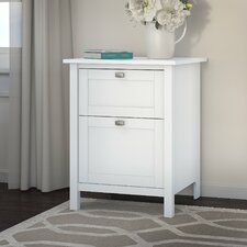 Broadview 2 Drawer Vertical Filing Cabinet