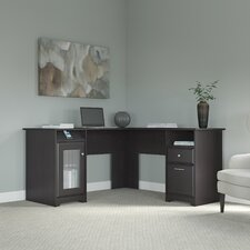 Toledo L-Shaped Executive Desk