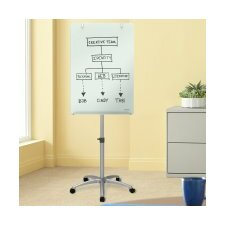 Infinity Dry Erase Mobile Magnetic Board Easel