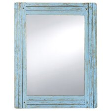 Water's Edge Homestead Accent Wall Mirror