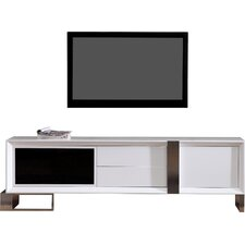 """Entertainer 81.3"""" TV Stand"""