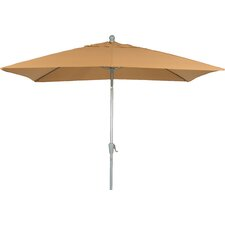9' QuickSilver Rectangular Market Umbrella