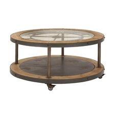 Round Clock Coffee TableWayfair