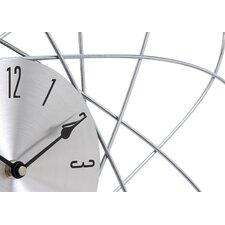 "Metal 20"" Wall Clock"