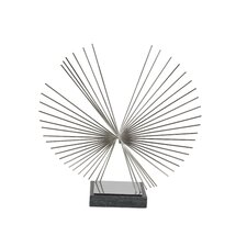 Stainless Steel Marble Statue