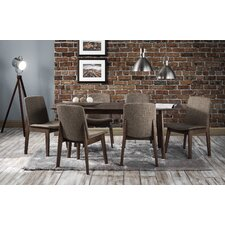 Tahquitz Extendable Dining Set with 6 Chairs