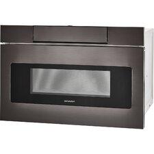 "Flat Panel 23"" 1.2 cu.ft. Microwave Drawer"
